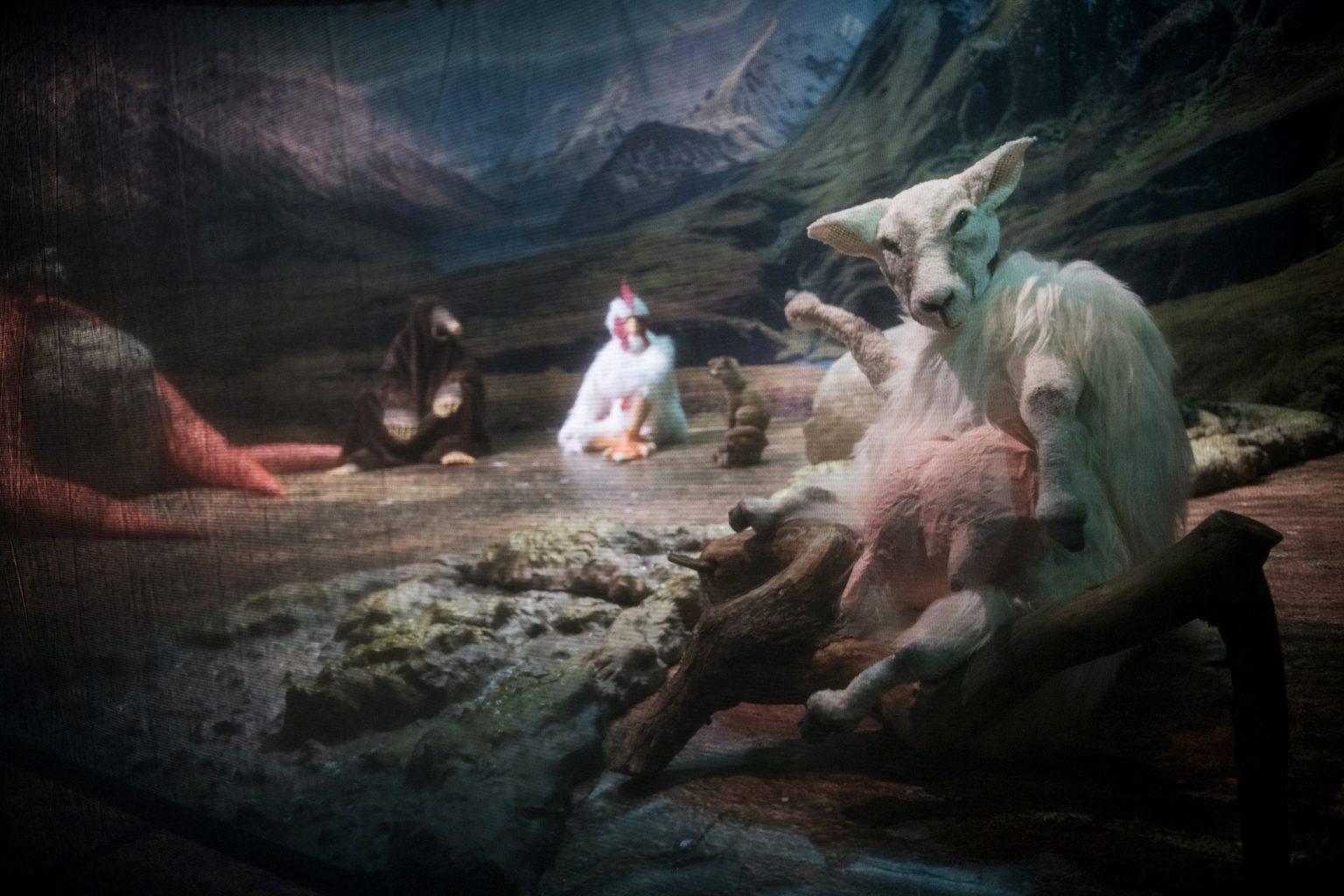 Theater Artemis - Beeld: Kurt van der Elst
