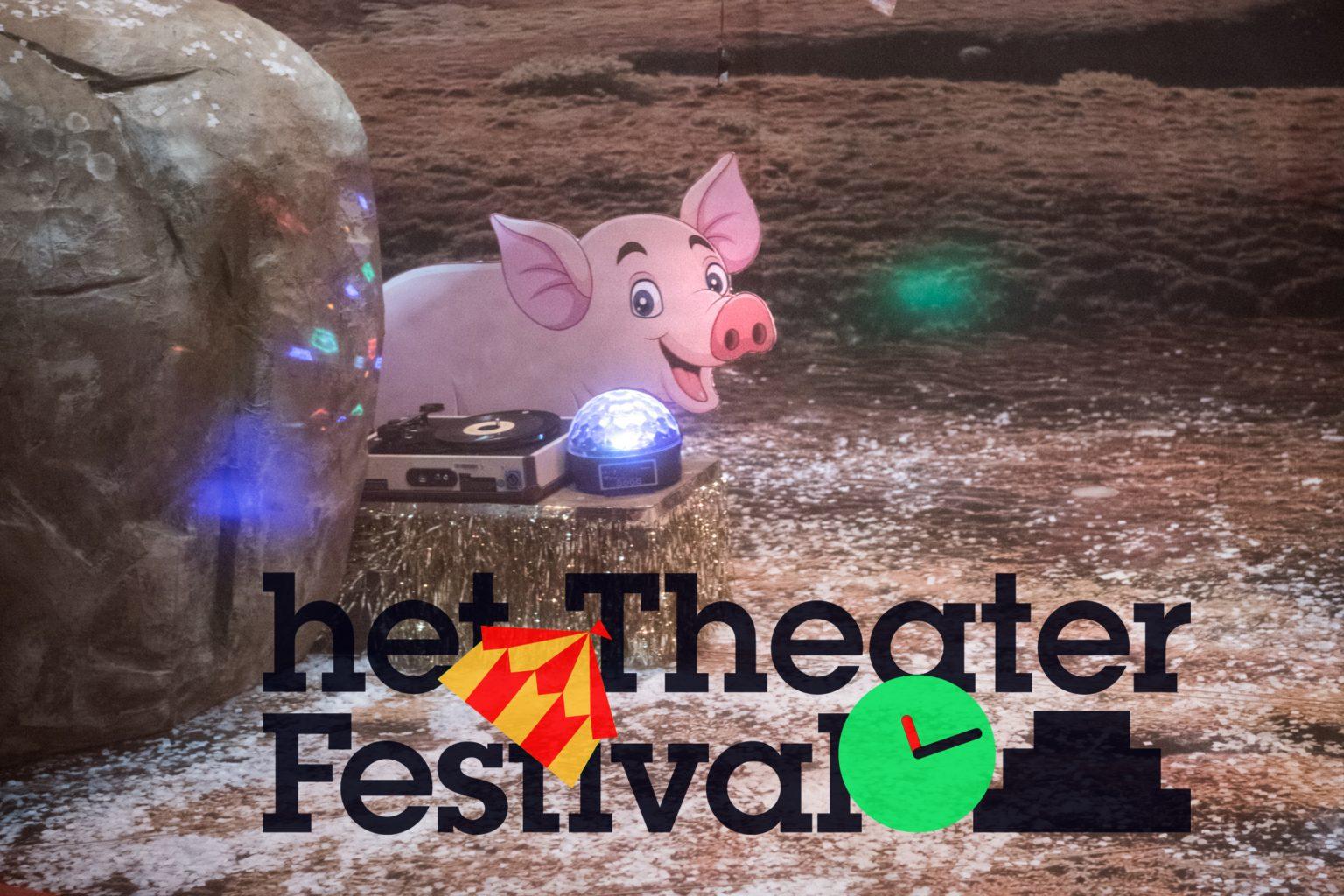 Theater Artemis - Het dier, het dier en het beestje is geselecteerd voor Het Theaterfestival