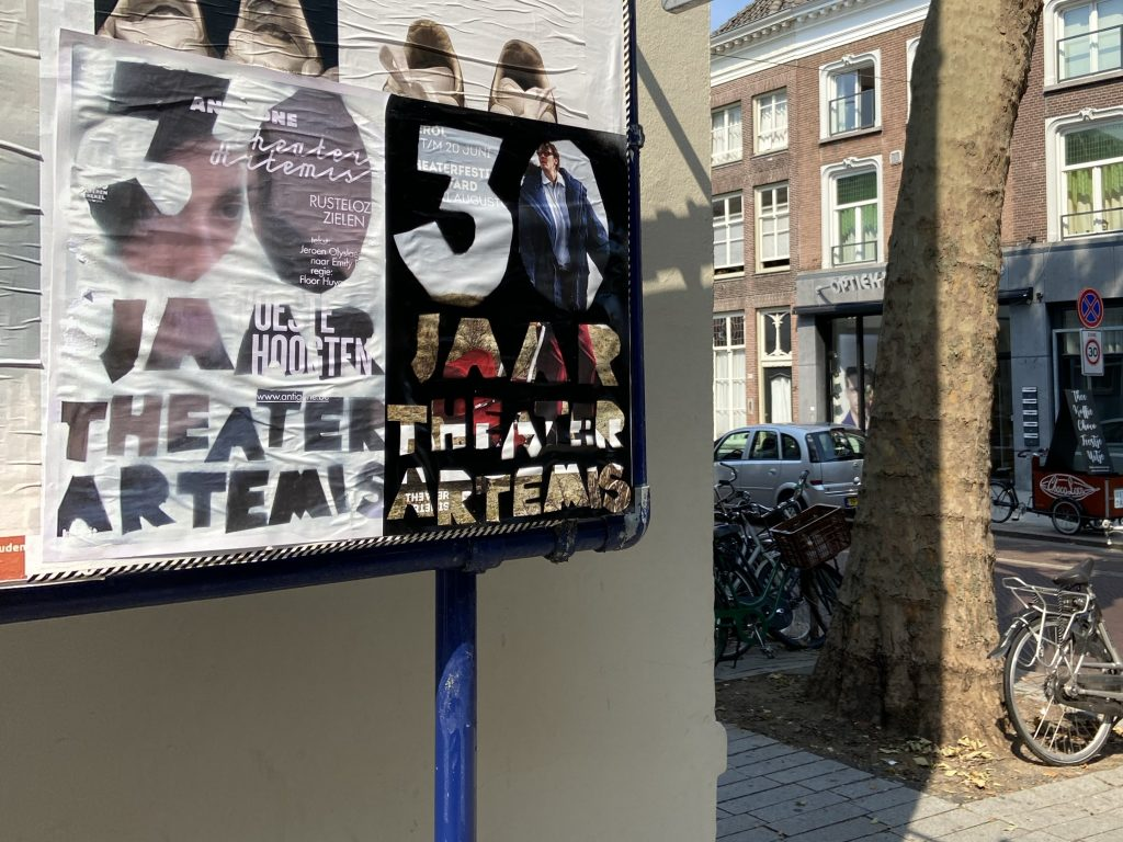 Theater Artemis - 30 jaar Theater Artemis