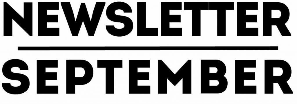 Theater Artemis - NEWSLETTER SEPTEMBER 2021