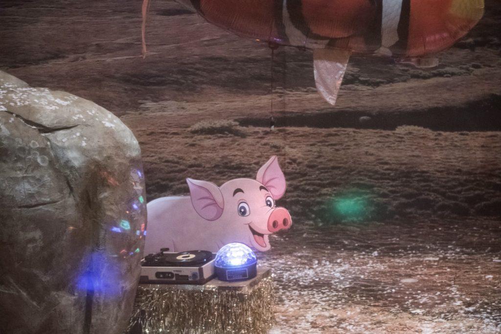 Theater Artemis - Extra voorstelling Het dier, het dier en het beestje op Tweetakt