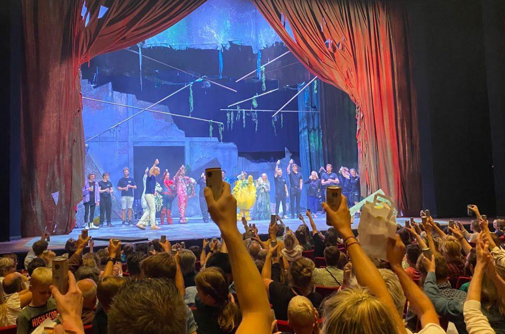 Theater Artemis - Leve de fantasie! Leve het publiek!